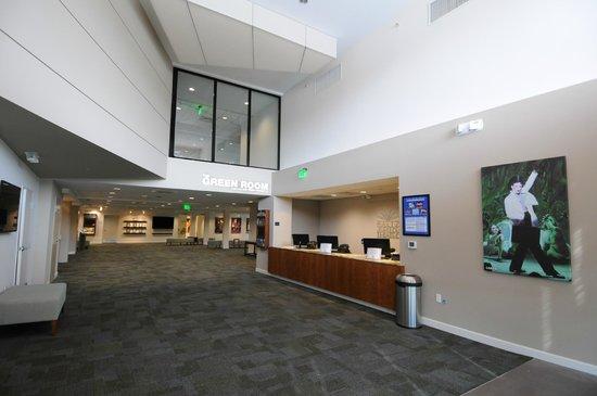 The Maltz Jupiter Theatre lobby
