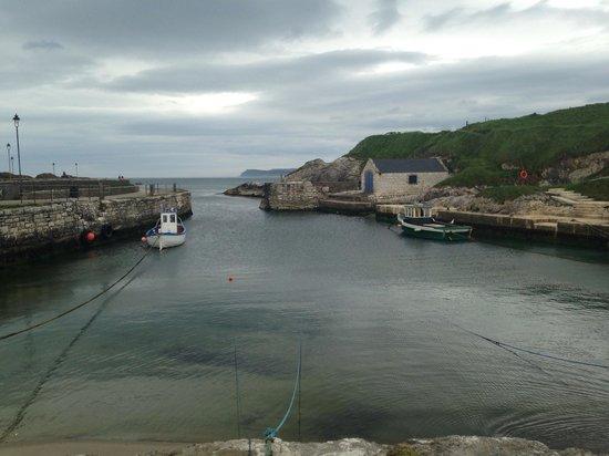 Ballintoy Harbour: Ballintoy