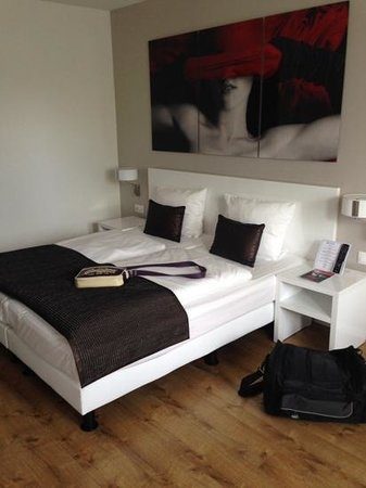Wyndham Stuttgart Airport Messe: bedroom