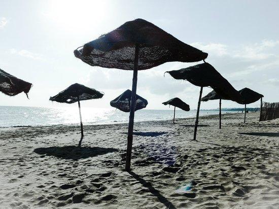 The Residence Tunis : Beach