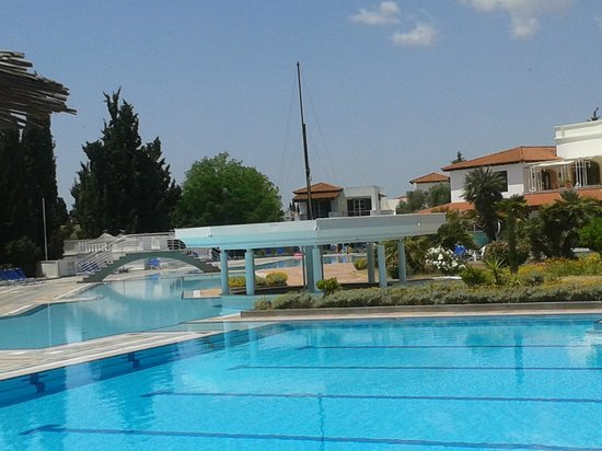 Holidays In Evia & Eretria Village Hotels: Fantastic pool