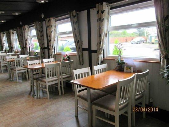 Palm Tree Cafe: Palm Cafe @ Eynsham Garden Centre