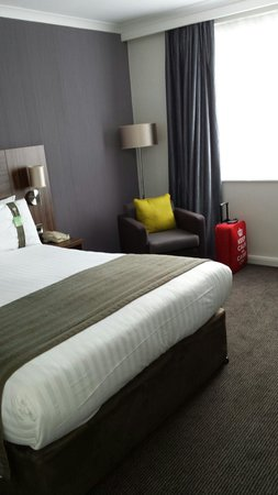 Holiday Inn Liverpool City Centre : New look rooms :-)