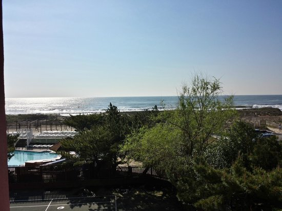 Holiday Inn Ocean City: another view from the 3rd floor