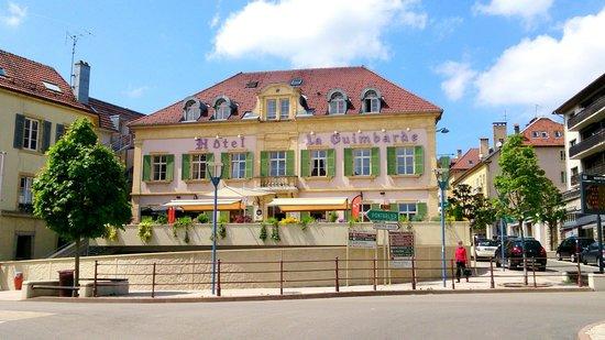 Hotel La Guimbarde