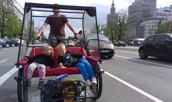 Warsaw Rickshaw Tours