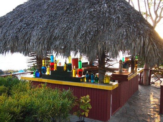 Casa Marina Beach & Reef: cocktailbar aan het strand