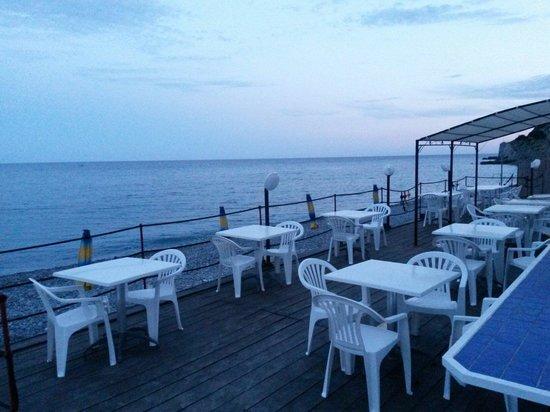 Terrazza sul mare bild von bar ristorante cap landen - Terrazzi sul mare ...