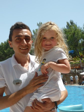 Bodrum Park Resort: the fantastic staff!