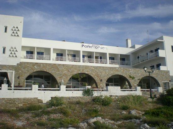 Pandrossos Hotel: L'hôtel Pandrossos