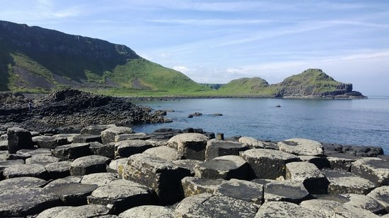 Carnside Guest House: Giant's Causeway