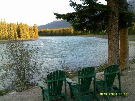 Alpine Village Cabin Resort - Jasper: Relaxing!