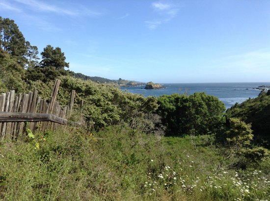 Glendeven Inn Mendocino : Endless Trails
