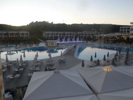Princess Andriana Resort & Spa : view of pool area
