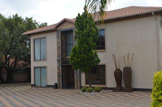 Eco Park Lodge: Hotel
