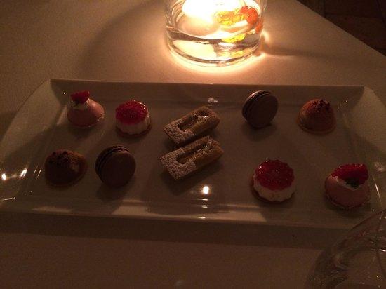 Hotel Il Pellicano : Patisserie dal gourmet