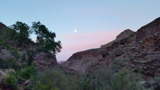 The Wildland Trekking Company: sunrise