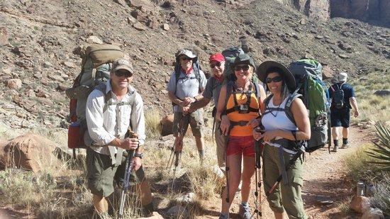 The Wildland Trekking Company: rim to rim