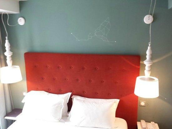 MARAIS HOme Hotel: Vue de la chambre
