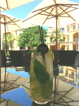The Residences at Victoria: Yummy mojitos