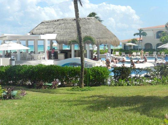 Xaman-ha Luxury Condominiums: View from 7020