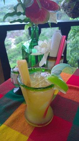 Vallarta Botanical Gardens: Cadillac Margarita