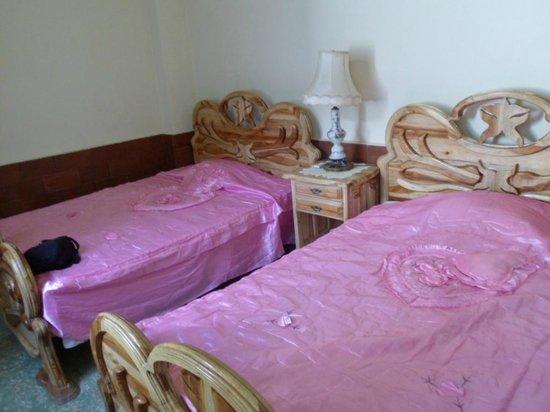Hostal Buena Vista: Chambre sur l'arrière