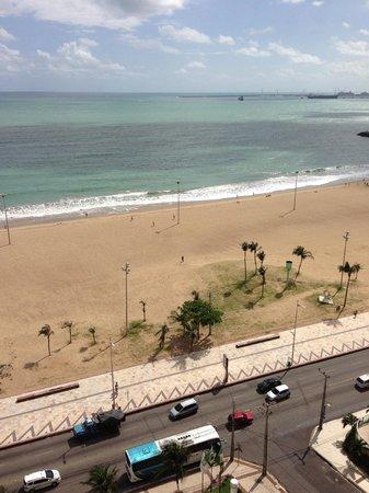 Holiday Inn Fortaleza : Vista do apartamento