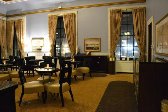 Marriott Vacation Club Pulse at Custom House, Boston: The Counting Room