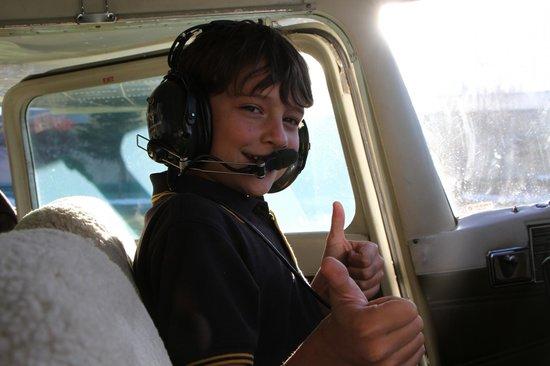 U-Fly Wanaka: Ready for take off!