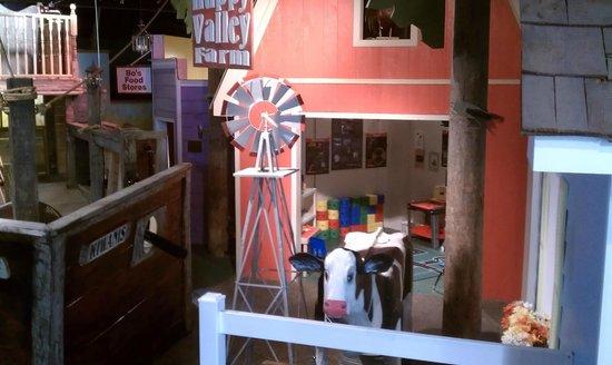 Exploration Station: Science Farm