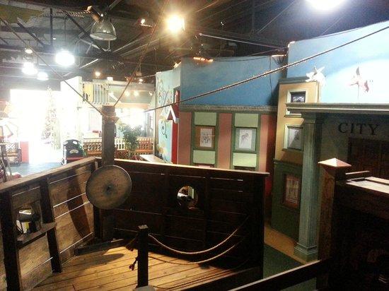 Exploration Station: Inside the Exploration Ship
