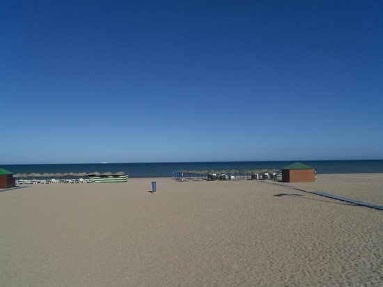 Evenia Zoraida Park: Beach