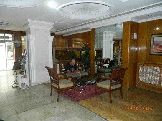 Grand Mark Hotel: Lobby