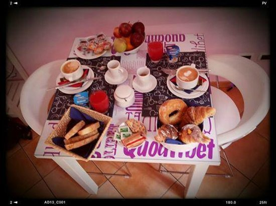 QuodLibet: colazione