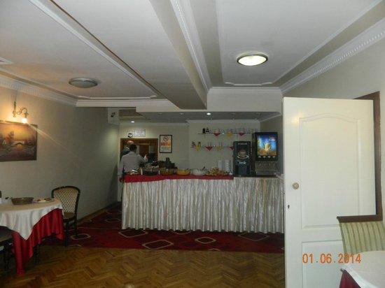 Grand Mark Hotel: Morgenmadsbuffet