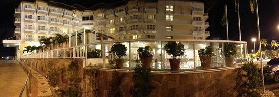 Radisson Aracaju: fachada