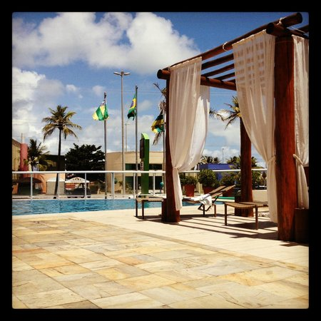 Radisson Aracaju: piscina