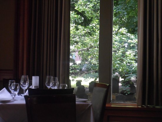 Ruth's Chris Steak House: The View