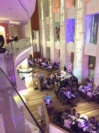 Shangri-La Hotel, Dubai: Lobby