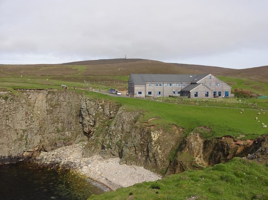 Fair Isle Bird Observatory - Picture of Fair Isle Lodge & Bird ...