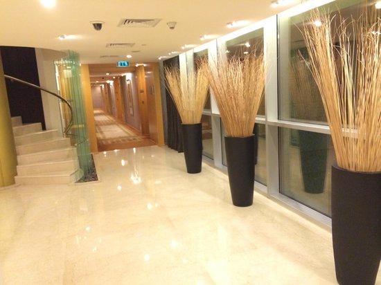 Shangri-La Hotel, Dubai : hal