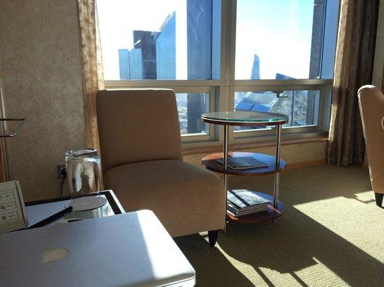 Shangri-La Hotel, Dubai : Deluxe room