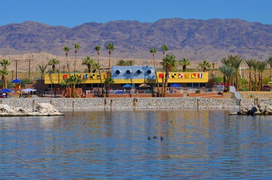 Salton Sea Shores: Shortly after renovation of the historic Albert Frey building