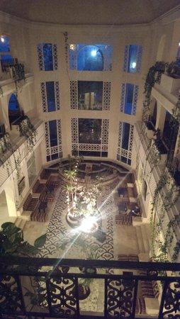 Hotel Machmoum : Lobby