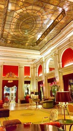 Hotel Avenida Palace: Grand Salon, Lobby Avenida Palace