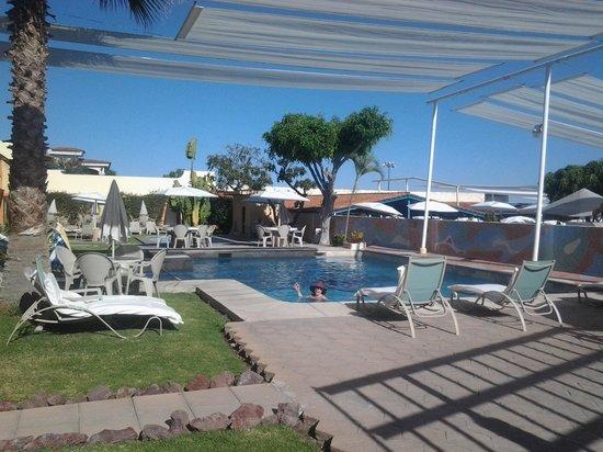 Hotel Balneario San Juan Cosala: So relaxing.