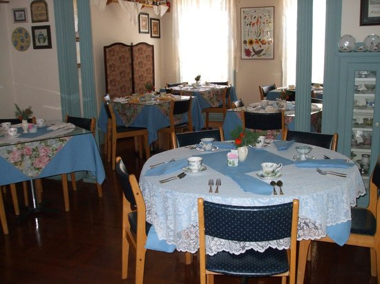 Sweet Remembrances: Main Dining Area