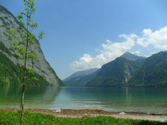 Königssee : Lago de Konigsee