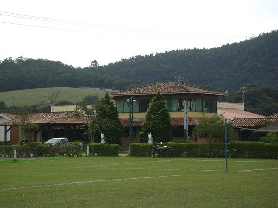 Hotel Fazenda Hipica Atibaia : Vista do hotel